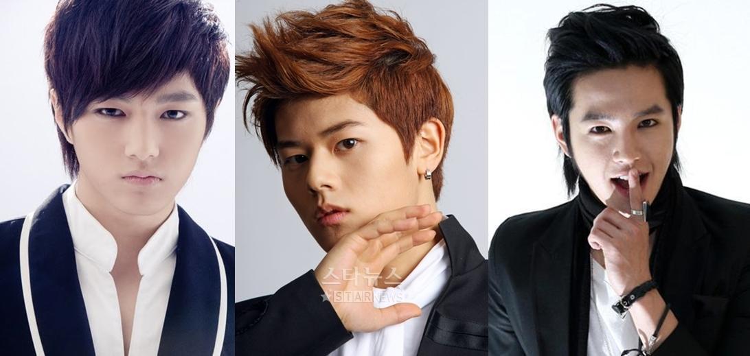 gua de peinado para hombres el hairstyle coreano puedo